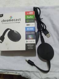 Chromecast super conservado !!!