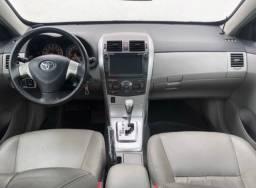 Toyota corolla xei 2.0 2014 - impecável. blindado