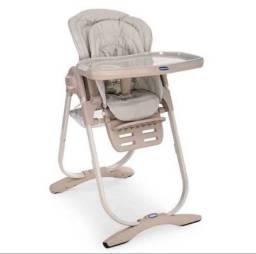 Cadeira de Alimentação e Descanso Chicco Polly Magic 3 em 1