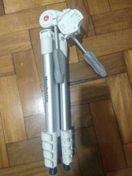Tripé manfroto compact advanced