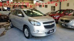 Chevrolet Spin 7 Lugares LTZ 1.8  vendo troco e financio R$