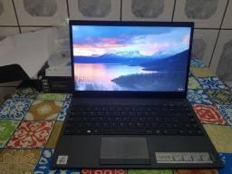 Notebook vaio i7 8gb de ram e 1 tb