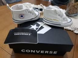 Tênis All Star Baby First Star Laces