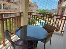 Apartamento de 2 Quartos em Andar Alto no Wellness Beach Park Porto das Dunas