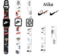 Pulseira pra Apple Watch Jordan, AiR Nike 42/44mm