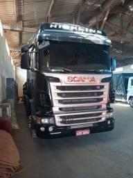 Scania hilaine top igual novo
