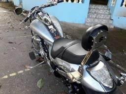 Moto Bolivar 1800 cc