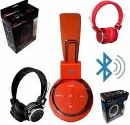 Fone Ouvido Bluetooth Wireless Cartão Micro sd