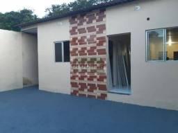 Linda Casa na Cidade Nova com 2 Quartos a Venda - R$ 140.000