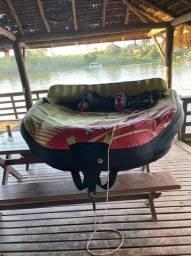Boia Seadoo para 3 pessoas puxar jetski e lancha