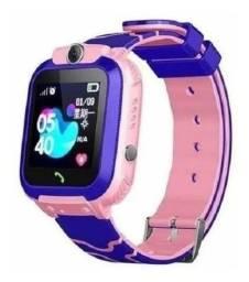 Relógio smart Rastreador Infantil Localizador