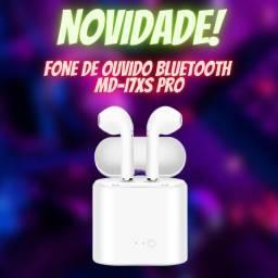Fone de Ouvido Bluetooth MD Pro i7XS