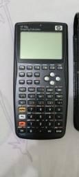 Calculadora HP 50g em estado de Nova