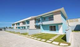 Apartamento Duplex com 3 dormitórios à venda, 114 m² por R$ 330.000 - Cambolo - Porto Segu