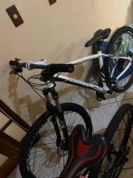 Vendo duas bicicletas redstone macroplus aro 27