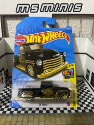 Hot Wheels La Troca Art Cars 2021