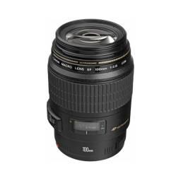 Lente Canon 100mm F/2.8 Macro Usm