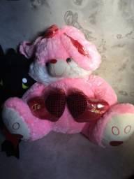 Urso pelúcia