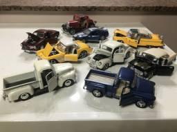 Carros Antigos Miniatura 1/34