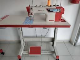 Máquina  de costura industrial direc drive e eletrônica