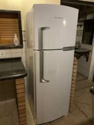 Geladeira Brastemp Frost Free 352L Clean Branco