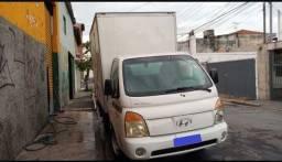 Hyundai HR 2.5 (Bongo) com baú assumir financiamento
