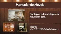 Montador de móveis Ltda