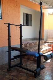 Musculação  650 reais