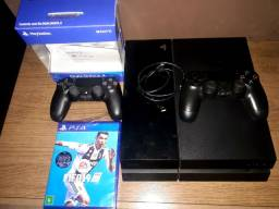Ps4 modelo Fat de 500gb