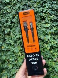 Cabo USB lightning iphone