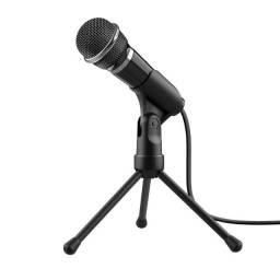 Microfone Turst Starzz All-round para computador 3,5mm