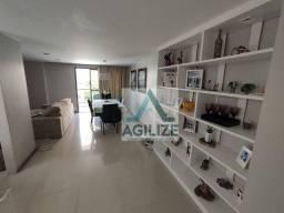 Apartamento com 3 dormitórios à venda, 126 m² por R$ 750.000,00 - Praia do Pecado - Macaé/