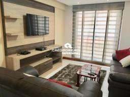 Apartamento à venda com 3 dormitórios em Nossa senhora de fátima, Santa maria cod:10845