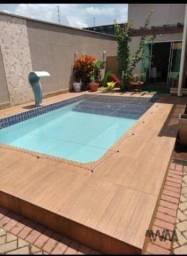 Casa com 3 Quartos sendo 1 suíte plena à venda, 155 m² por R$ 385.000 - Vereda dos Buritis