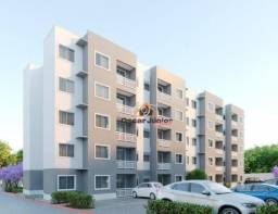 Apartamento com 2 dormitórios à venda, 47 m² por R$ 169.154,00 - Messejana - Fortaleza/CE