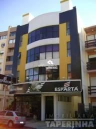 Apartamento para alugar com 1 dormitórios em Centro, Santa maria cod:3749