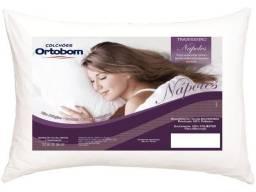 Travesseiro Ortobom de Cabeça - Nápoles