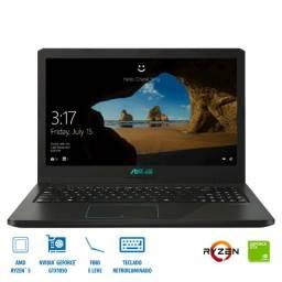 Notebook Gamer Asus M570DD-122T  Gtx1050  - Novo lacrado em até 12 vezes
