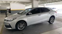 Título do anúncio: Toyota corolla 1.8 Gli upper 2019  ( único dono 85.990,00)