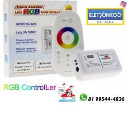 Controlador Com Controle Remoto Inteligente só zap