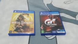 Vendo esses 2 jogos por apenas R$150!Aproveite!