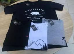 Kit 10 camisas camisetas
