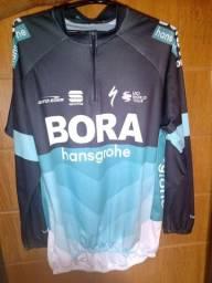 Camisa ciclismo longaTam G