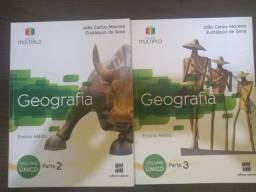 Livros Didáticos Ensino Médio/ENEM