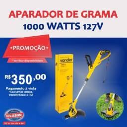 Aparador De Grama 1000 Watts 127v Vonder