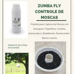 Zumba Fly Feromônio Pega Moscas Atrativo Para Moscas Zumba Fly