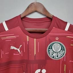 Camisa Palmeiras Goleiro 2021