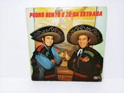 Lp Vinil Pedro Bento E Zé Da Estrada