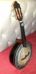 Banjo em Jacarandá, De Castro Luthier - Macaé- RJ