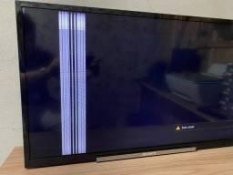 TV Sony KDL-32R434A Defeito